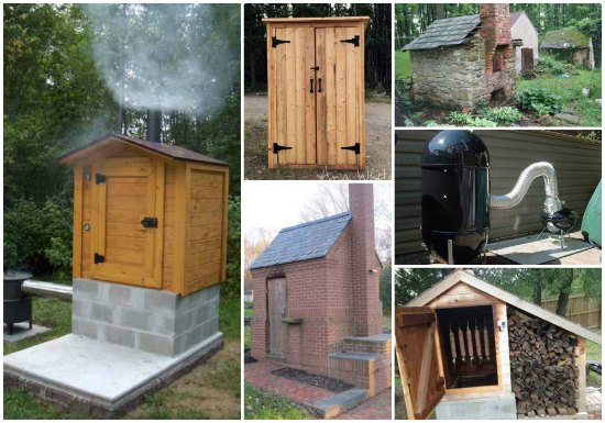 Some smokehouse examples