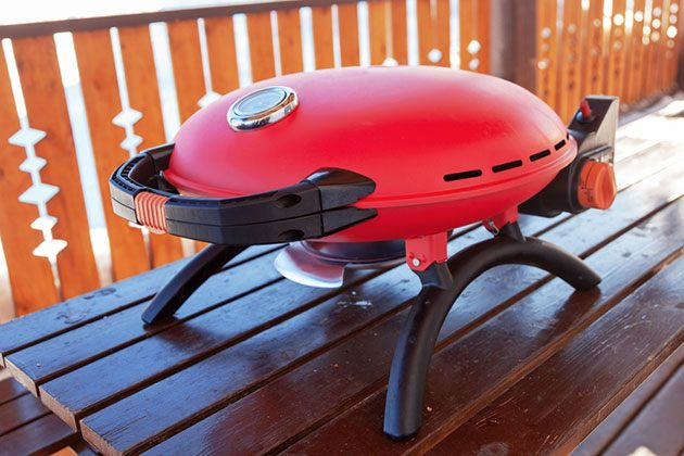 the best small gas grill